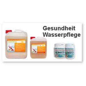 Gesundheit/Wasserpflege