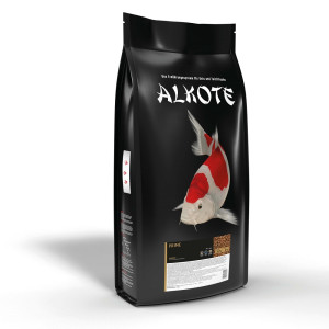 Premium Koifutter 9 kg / 6 mm  ALKOTE - Prime...