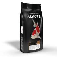 Premium Koifutter 9 kg / 6 mm  ALKOTE - Prime Wachstumsfutter Koi Teich