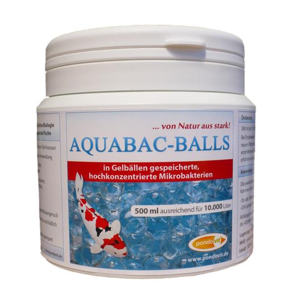 AQUABAC-BALLS / 500 ml