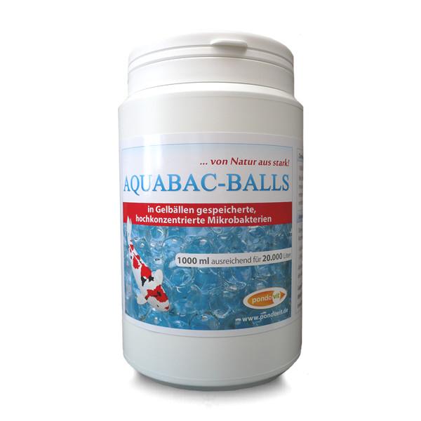 AQUABAC-BALLS / 1000 ml