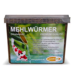 Mehlwürmer 2400 ml