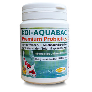 KOI-AQUABAC / 150 g