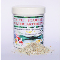 Teich-Starter-Filterbakterien 100 g